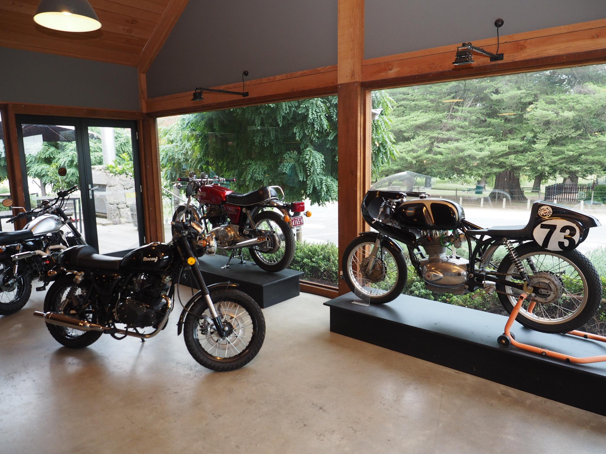 Cafe Moto Coffee Roaster